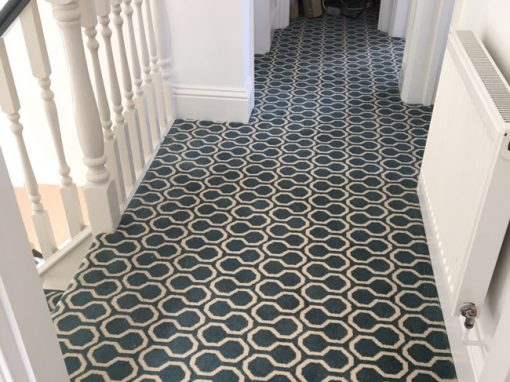 Carpet fitters in Ware Hwerfordshire