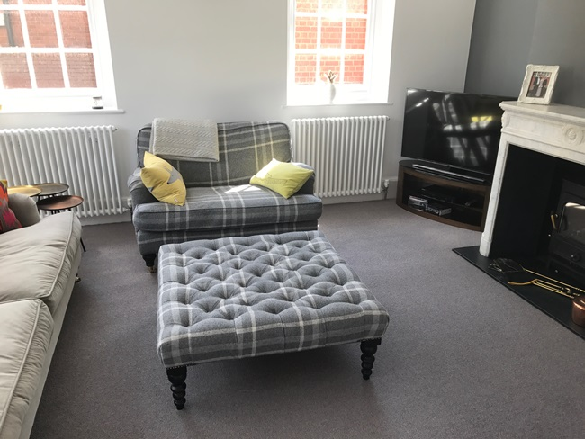 Carpet showroom in Ware Hertfordshire