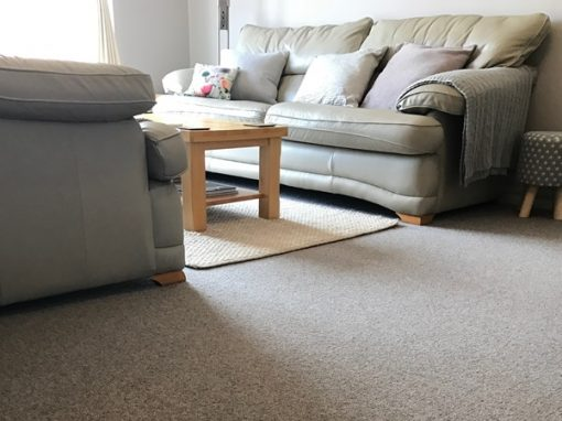 Professional carpet services from Byrver Flooring in Ware