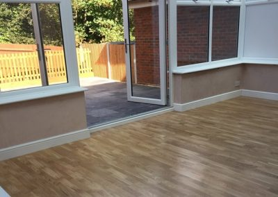 Wood Flooring in Ware