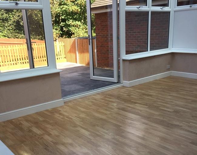 Wood Flooring in Ware