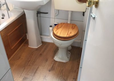 Wood Flooring for Bathrooms in Ware Hertfordshire