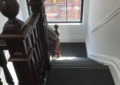 Carpet Fitting for Stairs