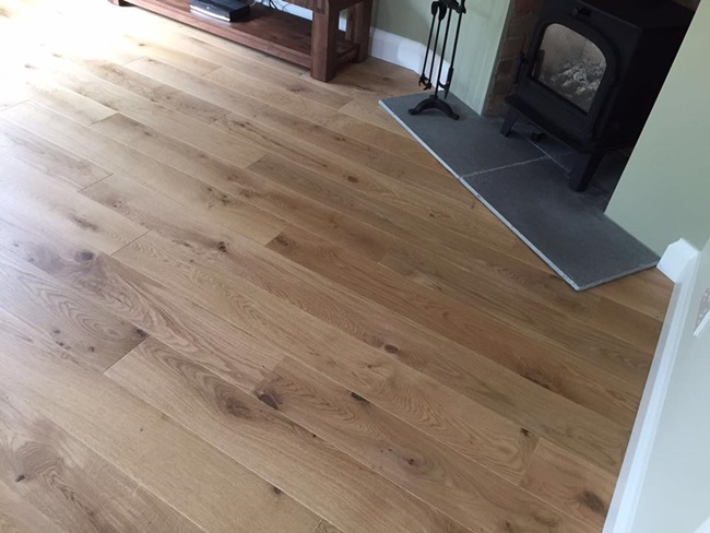 Laminate flooring in Ware Hertfordshire