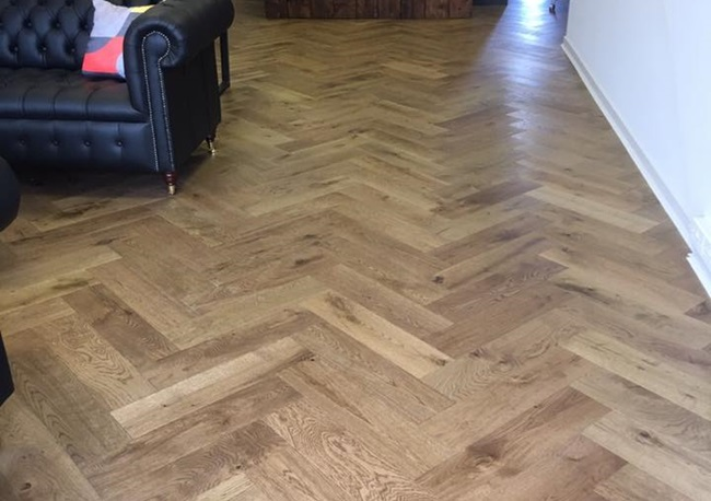 Laminate floor fitters in Ware Hertfordshire