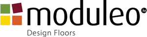 Luxury vinyl floor tiles from Moduleo